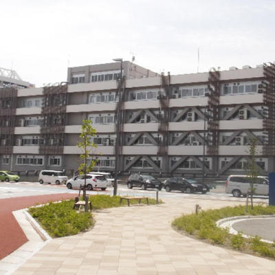施工事例「新潟大学歯学系E棟耐震補強工事」のサムネイル画像